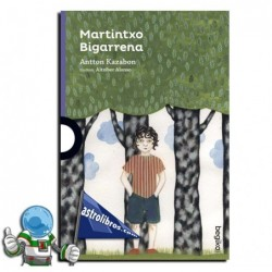 MARTINTXO BIGARRENA