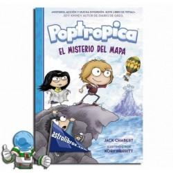 EL MISTERIO DEL MAPA. POPTROPICA 1.