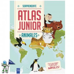 ANIMALES | ATLAS JUNIOR |...