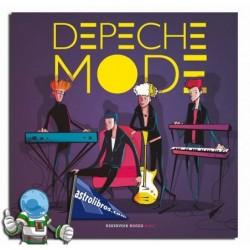 DEPECHE MODE , COLECCIÓN BAND RECORDS