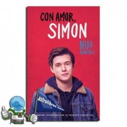 CON AMOR, SIMON. Libro
