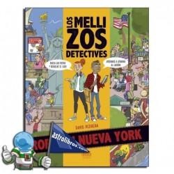 ROBO EN NUEVA YORK. LOS MELLIZOS DETECTIVES