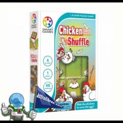 CHICKEN SHUFFLE , JUEGO DE LÓGICA PARA UN JUGADOR , SMART GAMES
