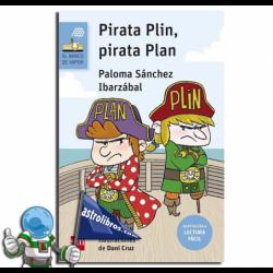 PIRATA PLIN, PIRATA PLAN , LECTURA FÁCIL