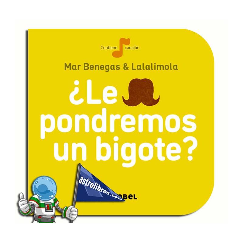 ¿LE PONDREMOS UN BIGOTE? , LA CEREZA , LIBRO CANCIÓN
