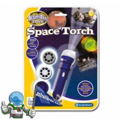 PROYECTOR LINTERNA SPACE TORCH