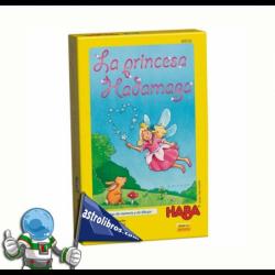 LA PRINCESA HADAMAGA. JUEGOS DE VIAJE HABA
