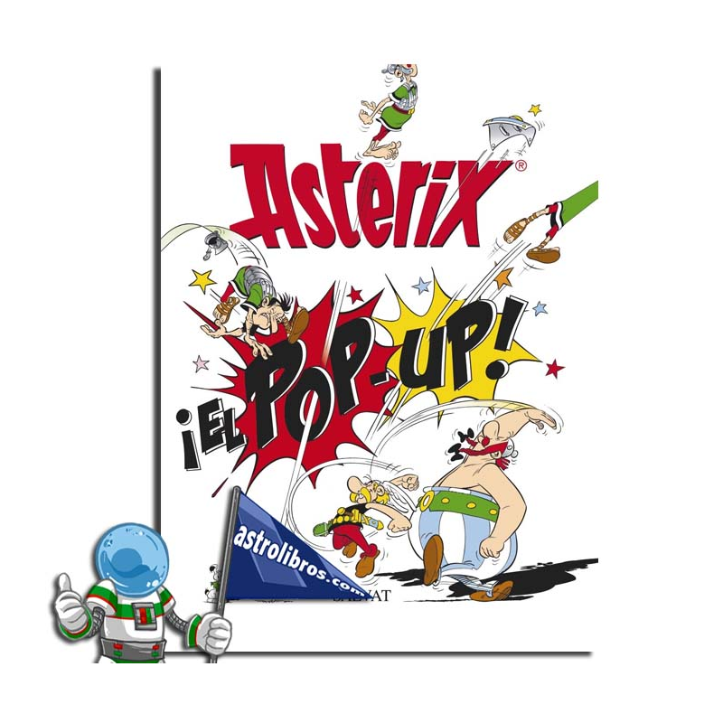 ASTÉRIX. ¡EL POP-UP!