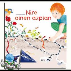 NIRE OINEN AZPIAN , CUENTO EN EUSKERA