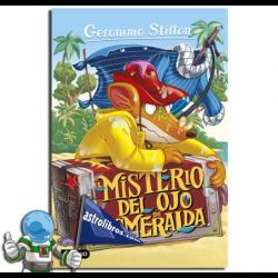 EL MISTERIO DEL OJO DE ESMERALDA , GERONIMO STILTON 33