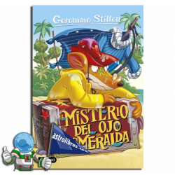 EL MISTERIO DEL OJO DE ESMERALDA. GERONIMO STILTON 33