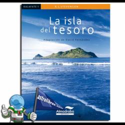 LA ISLA DEL TESORO , KALAFATE , LECTURA FÁCIL