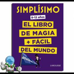EL LIBRO DE MAGIA MÁS FÁCIL DEL MUNDO , SIMPLÍSIMO