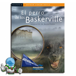 EL PERRO DE LOS BASKERVILLE. KALAFATE. LECTURA FÁCIL