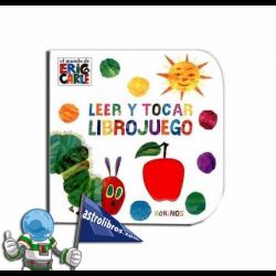 LEER Y TOCAR. LIBRO JUEGO DE ERIC CARLE
