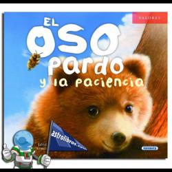 EL OSO PARDO Y LA PACIENCIA , COLECCIÓN VALORES