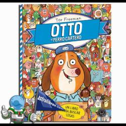OTTO EL PERRO CARTERO , UN LIBRO PARA BUSCAR COSAS