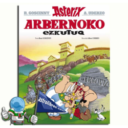 ARBERNOKO EZKUTUA | ASTERIX EN EUSKERA 11