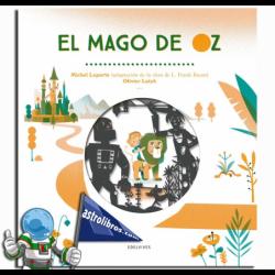 EL MAGO DE OZ , ILUSTRACIONES TROQUELADAS