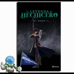 LA LEYENDA DEL HECHICERO 3 , EL MAGO