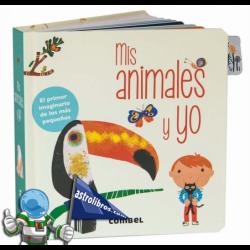 MIS ANIMALES Y YO , IMAGINARIO INFANTIL