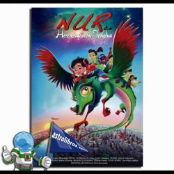 DVD NUR ETA HERENSUGEAREN TENPLUA , EUSKERA CASTELLANO INGLÉS