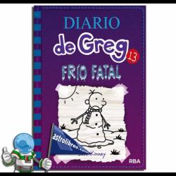 FRÍO FATAL , DIARIO DE GREG 13