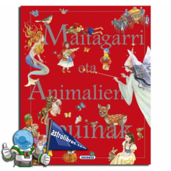 MAITAGARRI ETA ANIMALIEN IPUINAK