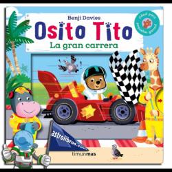 OSITO TITO , LA GRAN CARRERA