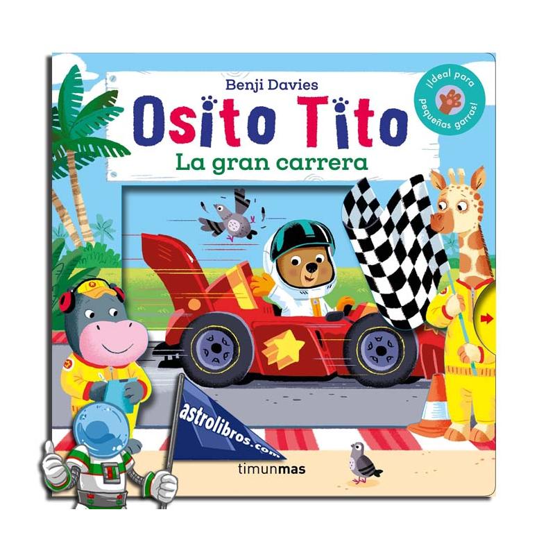 OSITO TITO. LA GRAN CARRERA