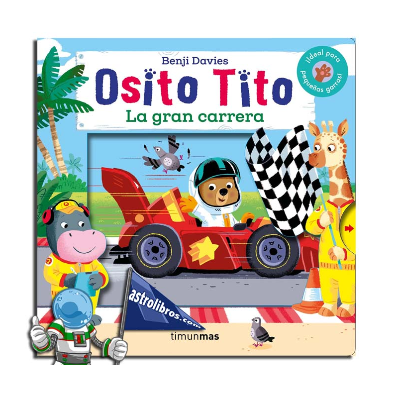 La gran carrera | Osito Tito