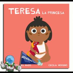 TERESA LA PRINCESA , COLECCIÓM MIAU DE CARTÓN