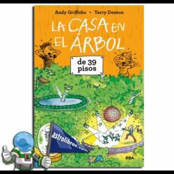 LA CASA EN EL ÁRBOL DE 39 PISOS