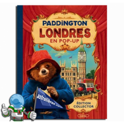 PADDINGTON. POP-UP. LONDRES