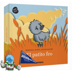 EL PATITO FEO , MINIPOPS , LIBRO POP-UP