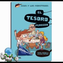 EL TESORO PERDIDO , AGUS Y LOS MONSTRUOS 12