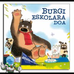 BURGI ESKOLARA DOA , BURGI BILDUMA 6