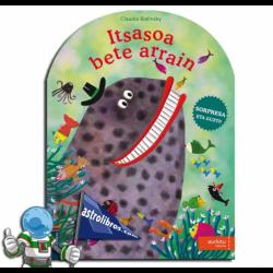 ITSASOA BETE ARRAIN , AURKITU BILDUMA