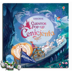 CENICIENTA , CUENTO POP-UP