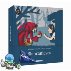 BLANCANIEVES , MINIPOPS , LIBRO POP-UP