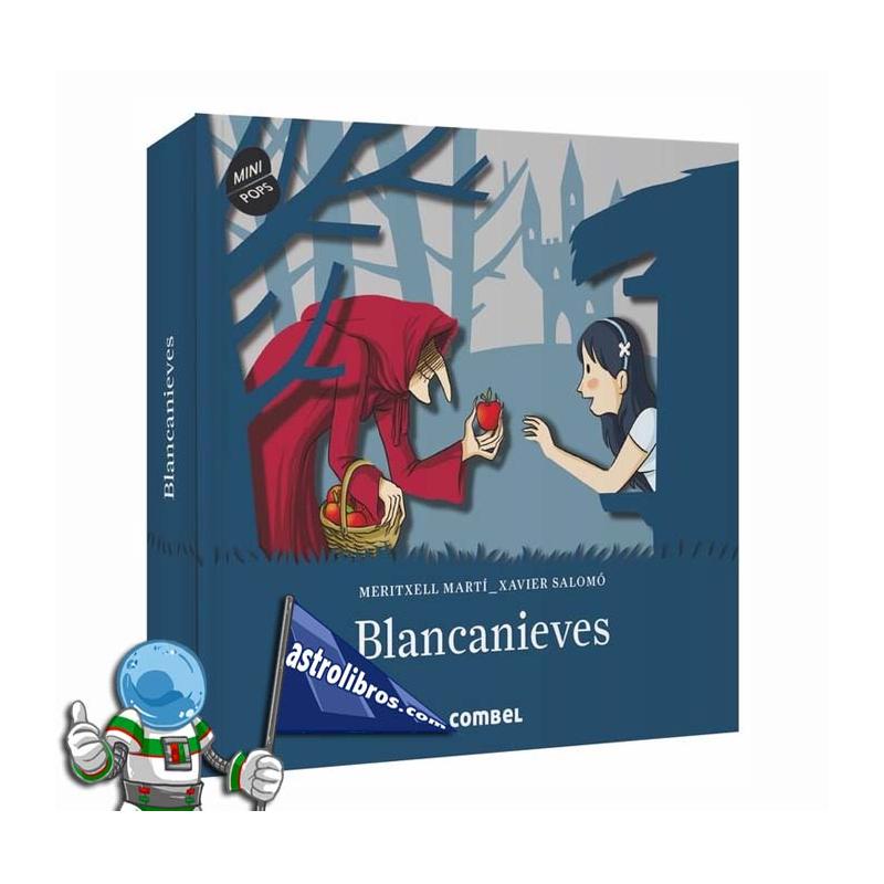 BLANCANIEVES. MINIPOPS