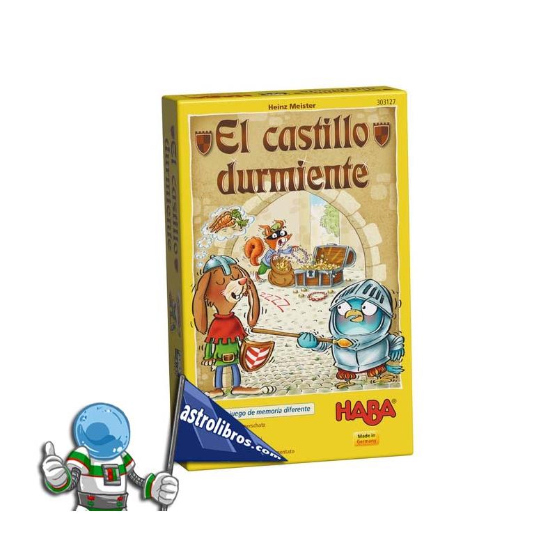 EL CASTILLO DURMIENTE. JUEGOS DE VIAJE HABA
