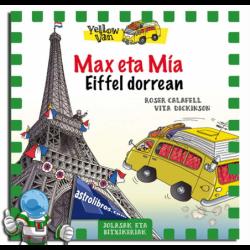 MAX ETA MIA EIFFEL DORREAN , YELLOW VAN 13