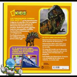 MI PRIMER GRAN LIBRO DE LOS DINOSAURIOS , NATIONAL GEOGRAPHIC KIDS