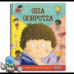 GIZA GORPUTZA , ALTXATU HEGALAK ETA EZAGUTU