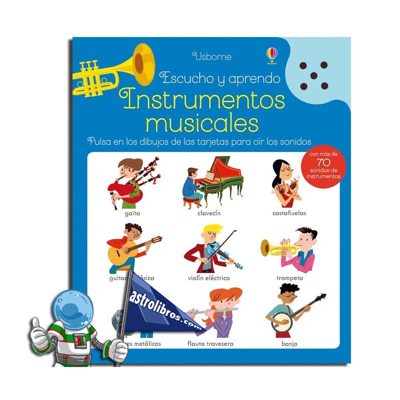 INSTRUMENTOS MUSICALES. ESCUCHO Y APRENDO