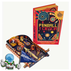 PINBALL Y CIENCIA , CONSTRUYE TU PROPIA MÁQUINA DE PINBALL