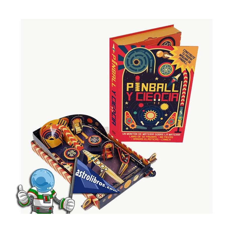 PINBALL Y CIENCIA. CONSTRUYE TU PROPIA MÁQUINA DE PINBALL