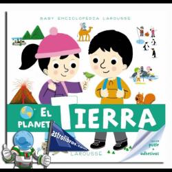 EL PLANETA TIERRA , BABY ENCICLOPEDIA