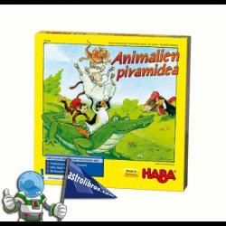 ANIMALIEN PIRAMIDEA , MAHI JOKO